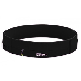 FlipBelt Zipper, black